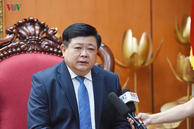 Tổng Giám đốc Nguyễn Thế Kỷ: Tự hào truyền thống 75 năm Tiếng nói Việt Nam (5/9/2020)