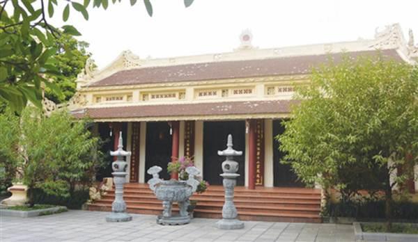Chùa Bằng – ngôi chùa cổ hơn 400 năm tuổi ở huyện Thanh Trì, Hà Nội (19/9/2020)