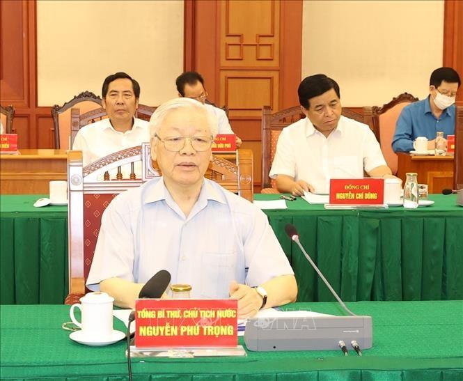 THỜI SỰ 18H CHIỀU 11/9/2020: Tổng bí thư, Chủ tịch nước Nguyễn Phú Trọng chủ trì cuộc họp Tiểu ban Văn kiện Đại hội lần thứ XIII  của Đảng.