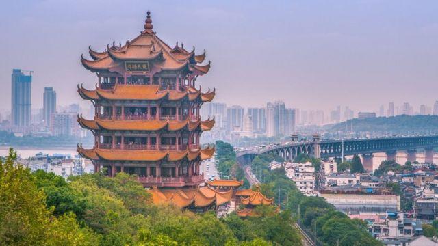 Các điểm tham quan ở thành phố Vũ Hán, Trung Quốc mở lại sau khi dịch Covid-19 tạm lắng (4/9/2020)