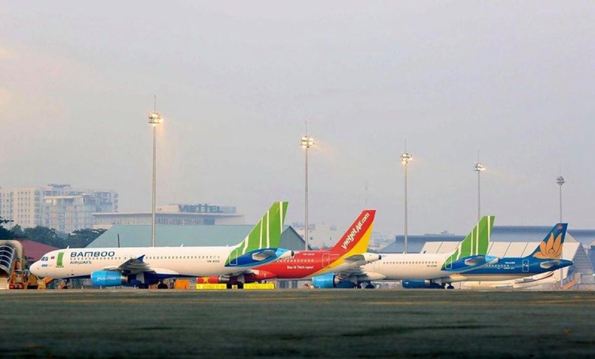 Mở lại các chuyến bay thương mại quốc tế giữa Việt Nam và một số đối tác: Làm sao đảm bảo mục tiêu vận tải hàng không an toàn trong điều kiện phòng chống dịch Covid-19? (16/9/2020)