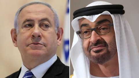 Israel và Các Tiểu vương quốc Ả Rập thống nhất nỗ lực bình thường hóa quan hệ (1/9/2020)