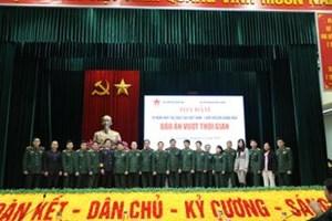 Hợp tác đào tạo quân sự Việt Nam - Nga