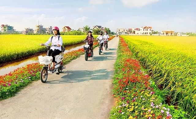 Miền quê làm mới mình từ xây dựng nông thôn mới ( Nam Định, Hà Tĩnh) (23/11/2020)