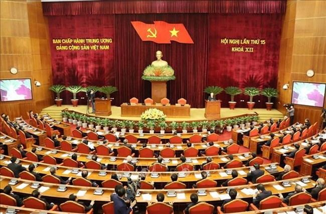 Sức lan toả và niềm tin của đảng viên, nhân dân sau Hội nghị Ban chấp hành Trung ương lần thứ 15, khóa XII (19/01/2021)