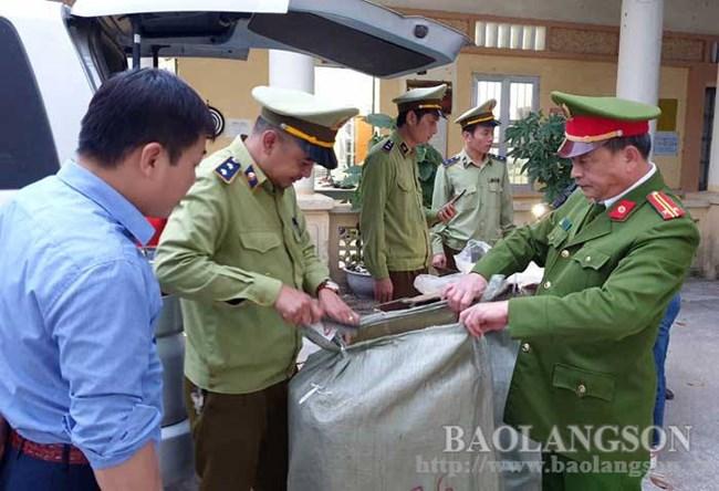 Lạng Sơn: Ngăn thực phẩm nhập lậu - Quyết liệt thời điểm cuối năm (18/01/2021)