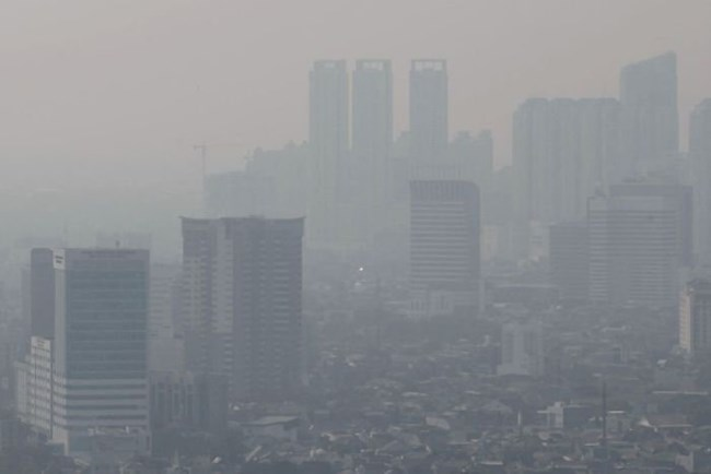 THỜI SỰ 12H TRƯA 15/1/2021: Hà Nội ô nhiễm không khí ở mức rất có hại cho sức khỏe.