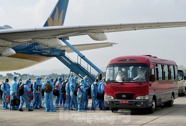THỜI SỰ 21H30 ĐÊM 11/1/2021: Thủ tướng Nguyễn Xuân Phúc yêu cầu hạn chế tối đa các chuyến bay đưa người nhập cảnh Việt Nam từ nay đến Tết nguyên đán để phòng dịch Covid-19
