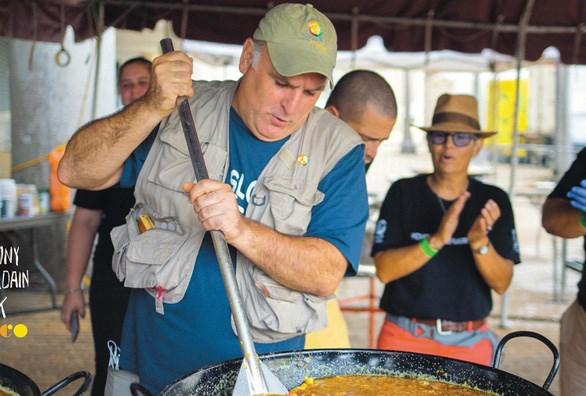 Đầu bếp người Mỹ Jose Andres