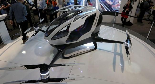 Công ty của Nga công bố thử nghiệm taxi bay trong thành phố (26/1/2021)