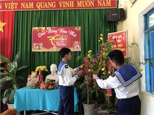 Mang Xuân sớm đến với Trường Sa (14 + 15/01/2021)