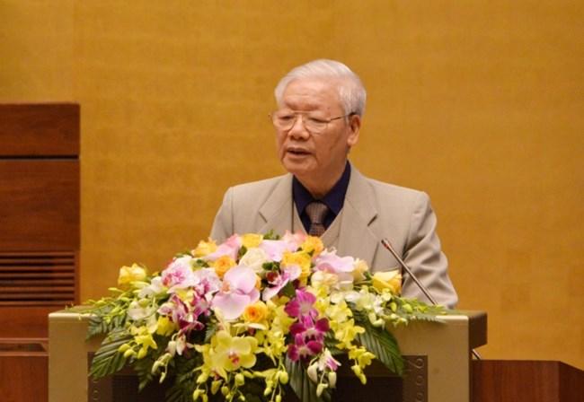 THỜI SỰ 18H CHIỀU 21/01/2021: Phát biểu của Tổng Bí thư, Chủ tịch nước tại Hội nghị triển khai công tác bầu cử.