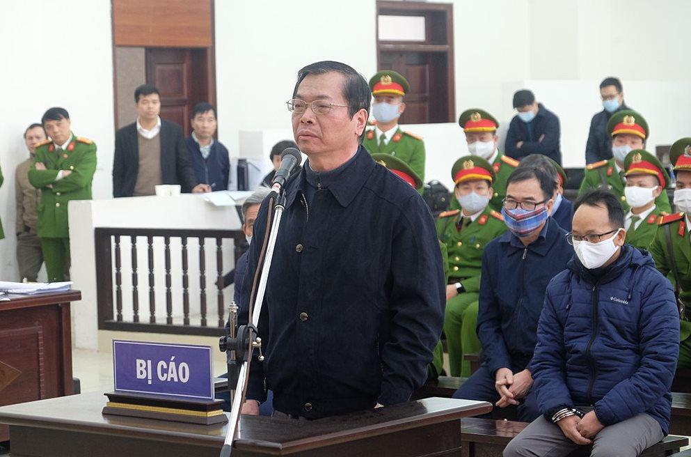 THỜI SỰ 12H TRƯA 18/01/2021: Tiếp tục hoãn lần 2 phiên tòa xét xử cựu Bộ trưởng Bộ Công Thương Vũ Huy Hoàng do thiếu nhiều người liên quan