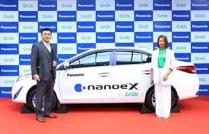 Panasonic cung cấp giải pháp không khí sạch toàn diện nanoe™ X cho 2.000 xe GrabCar tại Việt Nam (15/01/2021)