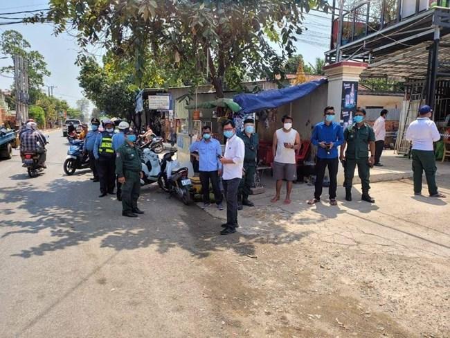 Campuchia tiếp tục phát hiện hàng chục ca lây nhiễm Covid-19 trong cộng đồng (23/2/2021)