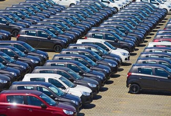 Nhập khẩu ô tô giảm sâu trong tháng đầu năm 2021 (08/02/2021)