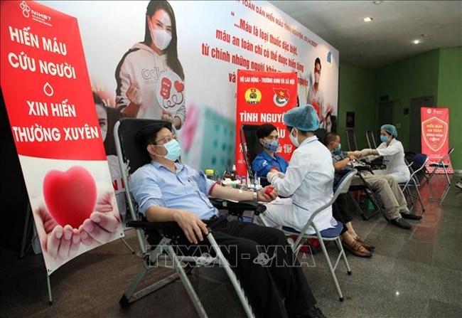 THỜI SỰ 21H30 ĐÊM 21/02/2021: Viện Huyết học - Truyền máu Trung ương kêu gọi người dân tích cực tham gia hiến máu cứu người.