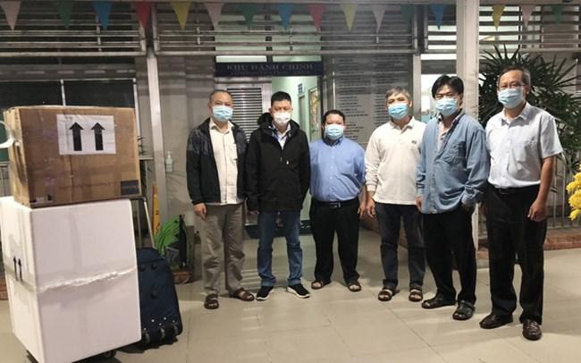 THỜI SỰ 18H CHIỀU 20/2/2021: Bệnh viện Chợ Rẫy (TP.HCM) bắt đầu chi viện cho Bệnh viện dã chiến số 2 của tỉnh Hải Dương.