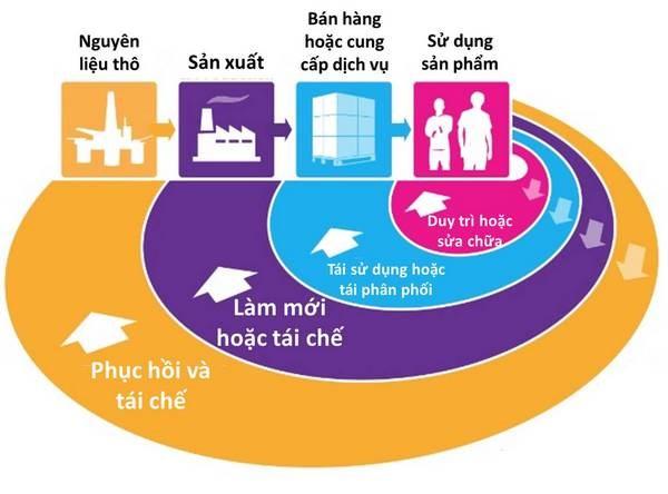 Việt Nam thúc đẩy kinh tế tuần hoàn trong thời kỳ mới (Ngày 03/02/2021)