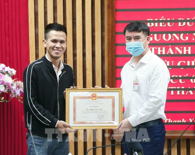 THỜI SỰ 21H30 ĐÊM 1/3/2021: Thủ tướng chính phủ tặng bằng khen cho nam thanh niên dũng cảm cứu được cháu bé bị rơi từ tầng 12 chung cư ở quận Thanh Xuân-Hà Nội