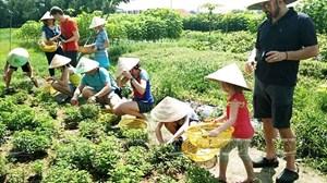 """Du lịch nông nghiệp - đưa ngành """"công nghiệp không khói"""" đến với nông dân (14/04/2021)"""