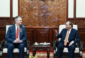 THỜI SỰ 18H CHIỀU 16/4/2021: Chủ tịch nước Nguyễn Xuân Phúc tiếp Đại sứ Hoa Kỳ tại Việt Nam Daniel Kritenbrink.