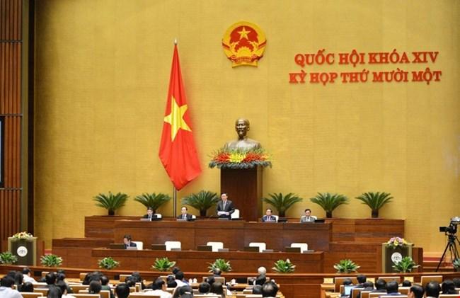 Hôm nay, Quốc hội họp phiên bế mạc, phê chuẩn bổ nhiệm 14 thành viên Chính phủ (08/04/2021)