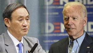 Chuyến thăm thắt chặt quan hệ đồng minh Mỹ và Nhật Bản (18/4/2021)