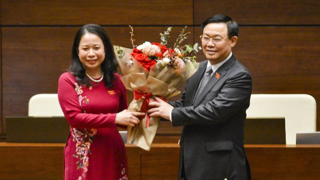THỜI SỰ 18H CHIỀU 06/04/2021: Quốc hội bầu bà Võ Thị Ánh Xuân giữ chức Phó Chủ tịch nước