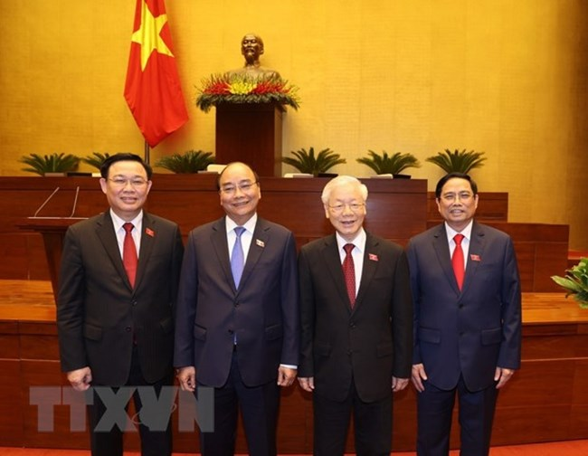 THỜI SỰ 18H CHIỀU 07/04/2021: Dư luận quốc tế đánh giá cao việc kiện toàn bộ máy lãnh đạo của Việt Nam