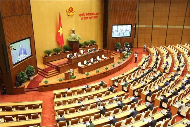 Ngày 8/4, bế mạc kỳ họp thứ XI, Quốc hội khóa XIV (08/04/2021)