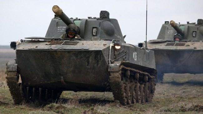 Ucraina đẩy nấc thang căng thẳng với Nga- Các nước kêu gọi kiềm chế (04/04/2021)
