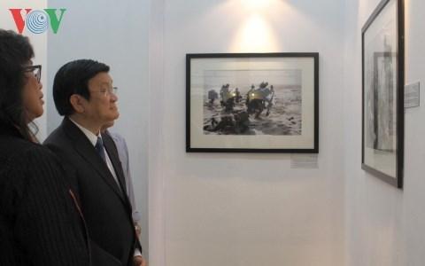 Thời sự sáng ngày 14/6/2015: Chủ tịch nước Trương Tấn Sang dự Lễ tuyên dương Cháu ngoan Bác Hồ toàn quốc lần thứ 8