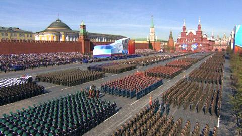 Thế giới 7 ngày, ngày 10/5/2015: Kỷ niệm 70 năm chiến thắng Phát xít trong cuộc Chiến tranh Thế giới thứ 2 và Ngày chiến thắng của nhân dân Liên Xô trong Chiến tranh giữ nước vĩ đại