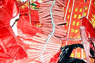 Chính phủ với người dân ngày 24/12/2014: Tình trạng buôn bán và vận chuyển trái phép pháo nổ tại Lạng Sơn dịp trước Tết Nguyên đán