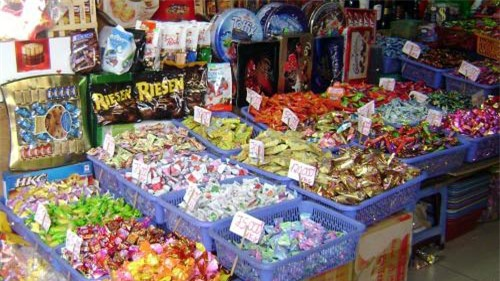 Kinh tế ngày 06/02/2015: Bánh kẹo