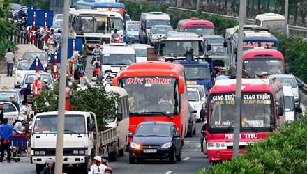 Giá cước vận tải vì sao không giảm? (09/01/2016)
