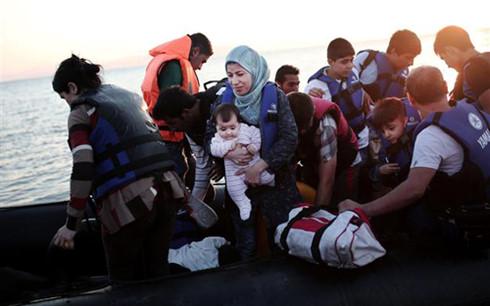 Hồi hương người di cư: Liệu có phải là giải pháp cho châu Âu. (7/4/2016)