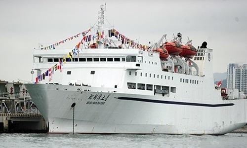 Trước việc Trung Quốc đưa 300 khách du lịch ra đảo Ốc Hoa, Việt Nam yêu cầu Trung Quốc chấm dứt hành động xâm phạm nghiêm trọng chủ quyền của Việt Nam. (Thời sự chiều 17/3/2016)