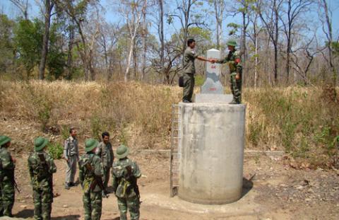 Quan hệ hữu nghị biên giới Việt Nam – Campuchia