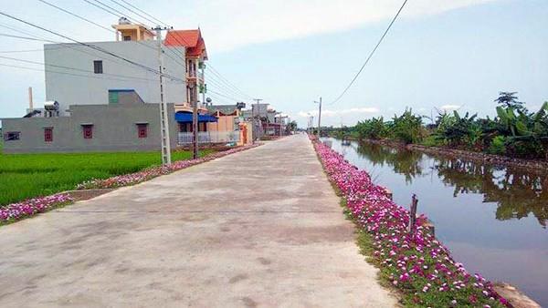 Nam Định nỗ lực trở thành tỉnh nông thôn mới năm 2019 (23/2/2018)