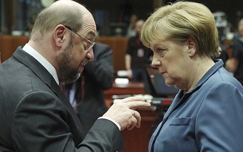 Chặng đường gian nan đàm phán chính phủ liên minh tại Đức (8/2/2018)