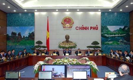 Thời sự chiều ngày 29/12/2014: Thủ tướng Nguyễn Tấn Dũng yêu cầu: Trong năm tới, cần siết chặt kỷ luật, kỷ cương điều hành tài chính - ngân sách.