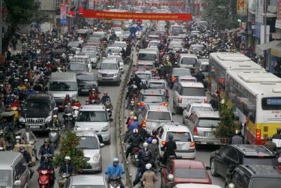 Pháp luật và đời sống ngày 11/02/2015: Hà Nội cam kết không để ùn tắc giao thông quá 30 phút trong dịp tết
