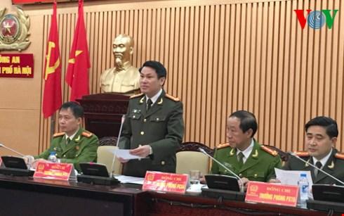 Công an Hà Nội khẳng định, chỉ có một mình Nguyễn Văn Kỳ là hung thủ đâm cả một gia đình ở huyện Thạch Thất (Thời sự chiều 8/12/2015)