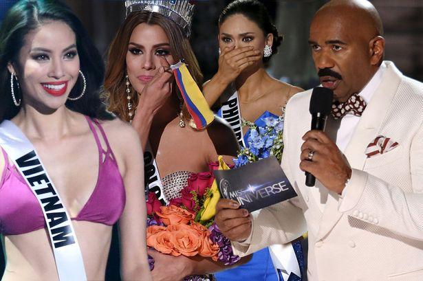 Văn hóa ứng xử của cộng đồng mạng qua cuộc thi hoa hậu hoàn vũ 2015 (25/12/2015)