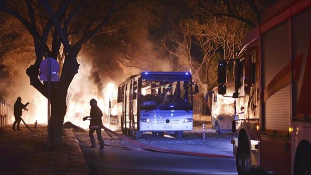 Vụ đánh bom ở Thổ Nhĩ Kỳ và những hệ quả (19/2/2016)