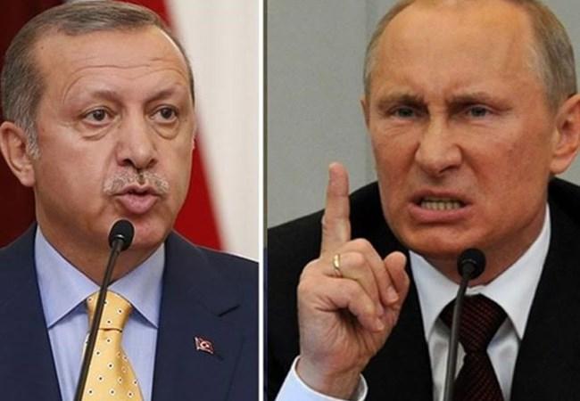 Căng thẳng mới giữa Nga và Thổ Nhĩ Kỳ: Kịch bản nào sẽ xảy ra? (3/2/2016)