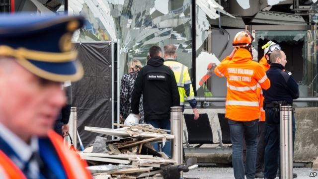 Tại sao châu Âu càng phòng thủ lại càng vấp phải sự tấn công- nhìn từ vụ đánh bom liên hoàn ở Bruc-xen, Bỉ (29/3/2016)