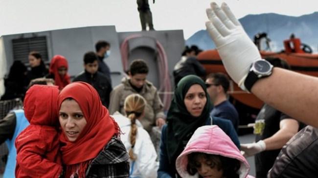 EU bắt đầu trả người di cư về Thổ Nhĩ Kỳ. (04/4/2016)